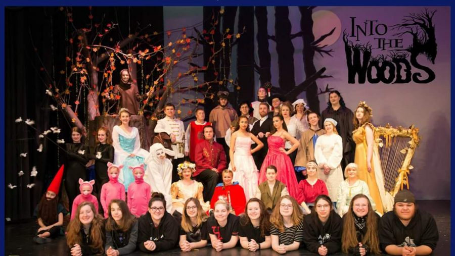 The Drama Hawks nail this year's musical Into the Woods
