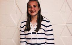 Freshman Abigail Wertz joins varsity team