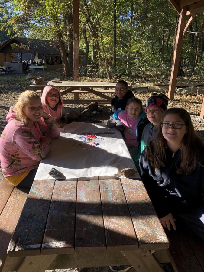 6th grade camp turns out to be a success yet again
