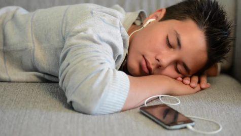 Students combat sleep-deprivation