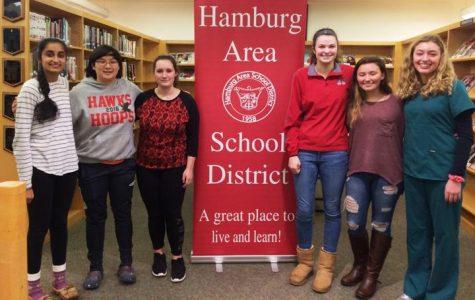 Five Hamburg Juniors accepted to MHP program