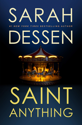Book Review: Saint Anything - Sarah Dessen